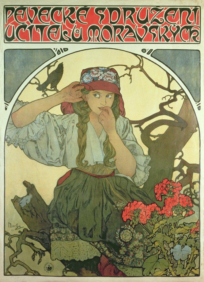 Coro de los profesores de Moravia (1911)