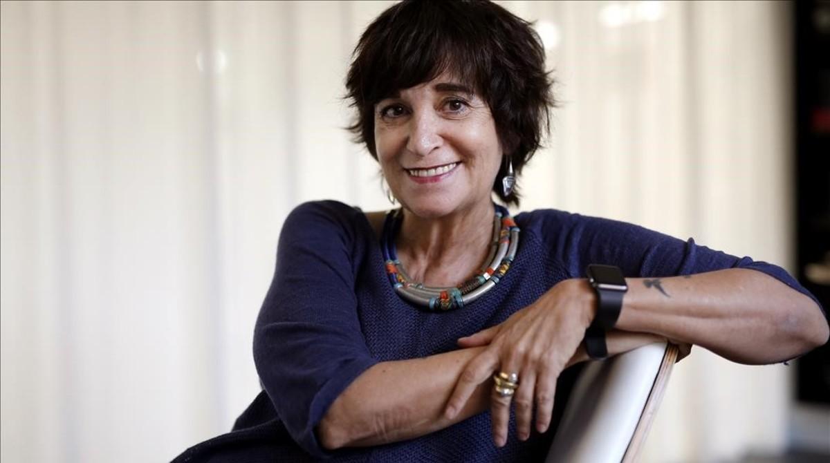 Rosa Montero, autora de La ridícula idea de no volver a verte